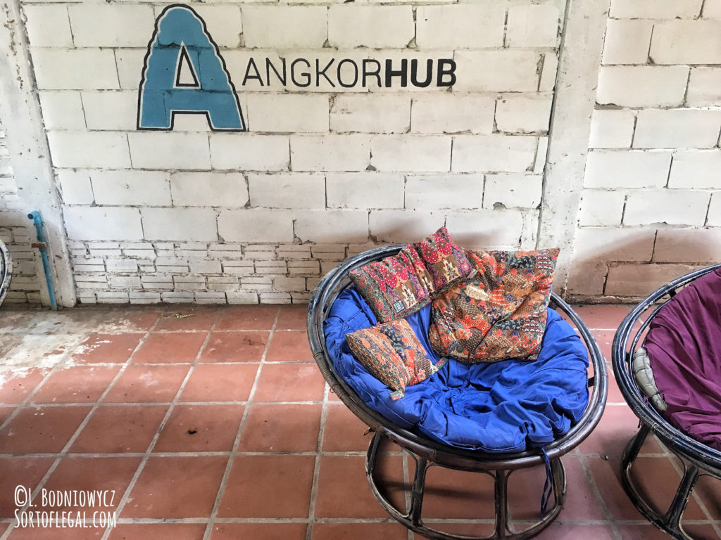 Angkor Hub, Siem Reap, Cambodia