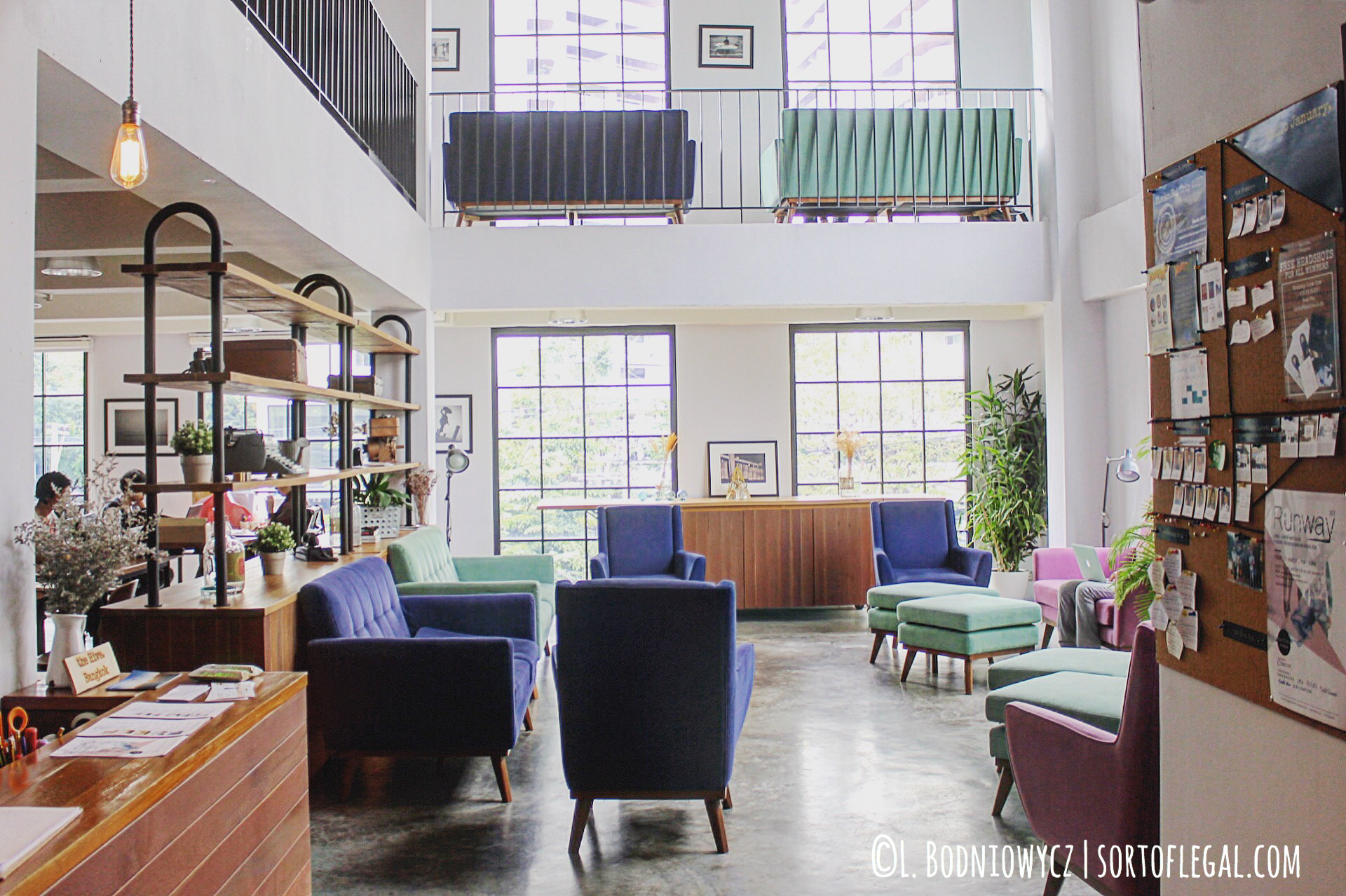 Four Asian Cities, Four Very Different Co-Working Spaces - Sort of Legal