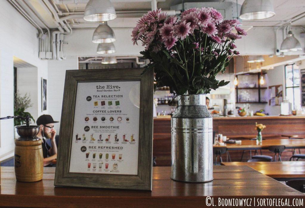 The Hive BKK Cafe Floor