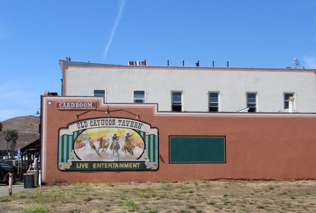 Cayucos Tavern, Cayucos, California