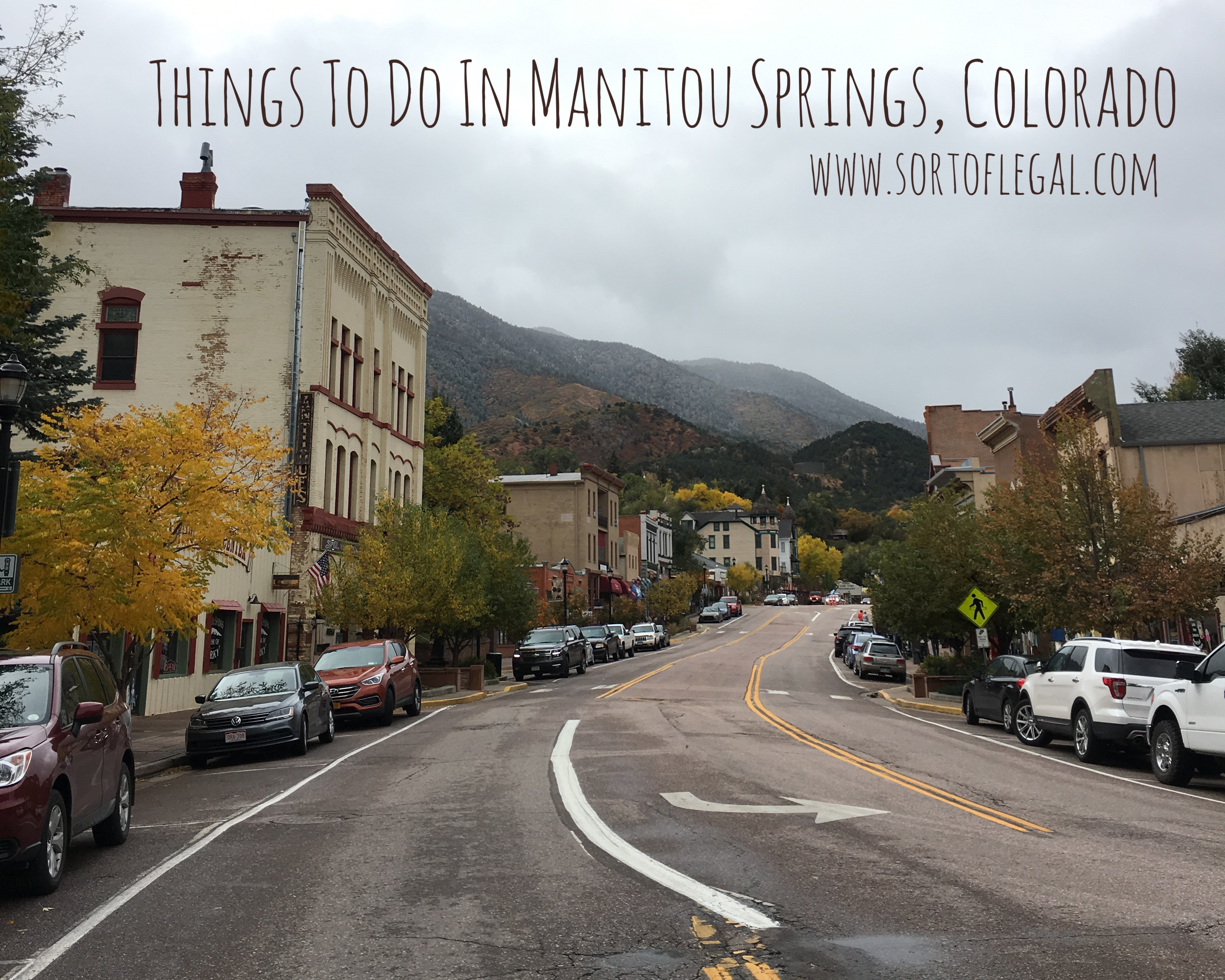 Things To Do In Manitou Springs Colorado A Choose Your Own