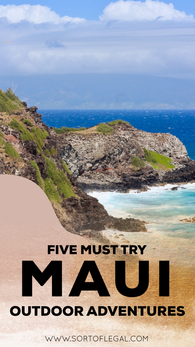 Complete Guide to 5 Maui Outdoor Activities for All Ability
