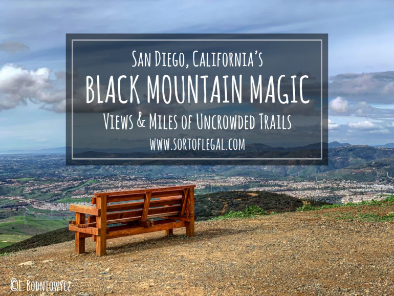 San Diego's Black Mountain Magic: Miles of Uncrowded Trails for ...